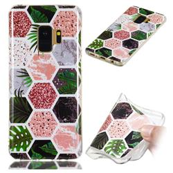 Rainforest Soft TPU Marble Pattern Phone Case for Samsung Galaxy S9
