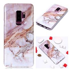 Classic Powder Soft TPU Marble Pattern Phone Case for Samsung Galaxy S9 Plus(S9+)