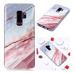 Elegant Soft TPU Marble Pattern Phone Case for Samsung Galaxy S9 Plus(S9+)