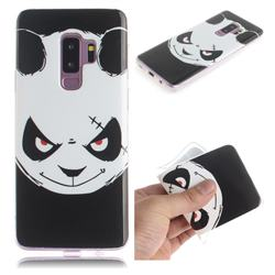 Angry Bear IMD Soft TPU Cell Phone Back Cover for Samsung Galaxy S9 Plus(S9+)