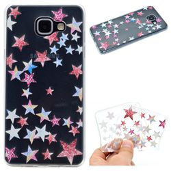 Pentagram Super Clear Soft TPU Back Cover for Samsung Galaxy A3 2016 A310