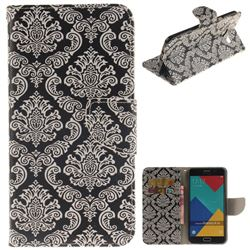 Totem Flowers PU Leather Wallet Case for Samsung Galaxy A3 2016 A310