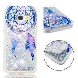 Fantasy Wind Chimes Dynamic Liquid Glitter Quicksand Soft TPU Case for Samsung Galaxy A3 2017 A320