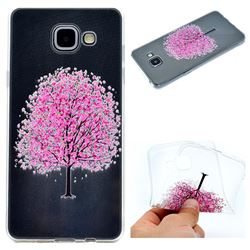 Petals Tree Super Clear Soft TPU Back Cover for Samsung Galaxy A5 2016 A510