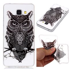 Staring Owl Super Clear Soft TPU Back Cover for Samsung Galaxy A5 2016 A510