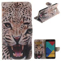 Puma PU Leather Wallet Case for Samsung Galaxy A5 2016 A510