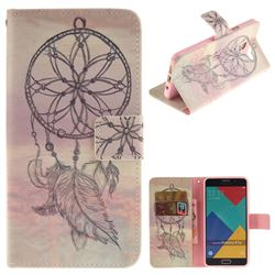 Dream Catcher PU Leather Wallet Case for Samsung Galaxy A5 2016 A510