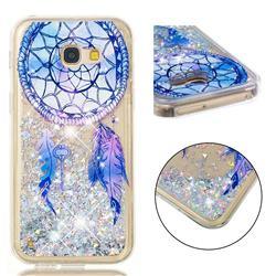 Fantasy Wind Chimes Dynamic Liquid Glitter Quicksand Soft TPU Case for Samsung Galaxy A5 2017 A520