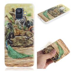 Beast Zoo IMD Soft TPU Cell Phone Back Cover for Samsung Galaxy A6 (2018)