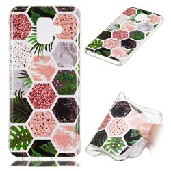 Rainforest Soft TPU Marble Pattern Phone Case for Samsung Galaxy A6 (2018)