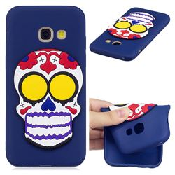 Ghosts Soft 3D Silicone Case for Samsung Galaxy A7 2017 A720