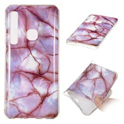 Earth Soft TPU Marble Pattern Phone Case for Samsung Galaxy A9 (2018) / A9 Star Pro / A9s