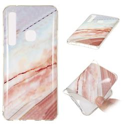 Elegant Soft TPU Marble Pattern Phone Case for Samsung Galaxy A9 (2018) / A9 Star Pro / A9s
