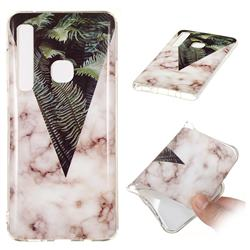 Leaf Soft TPU Marble Pattern Phone Case for Samsung Galaxy A9 (2018) / A9 Star Pro / A9s