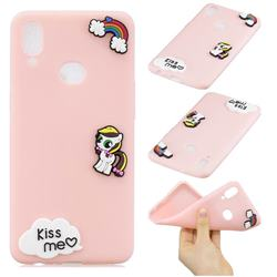 Kiss me Pony Soft 3D Silicone Case for Samsung Galaxy A10s