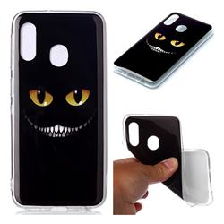 Hiccup Dragon Soft TPU Cell Phone Back Cover for Samsung Galaxy A20e