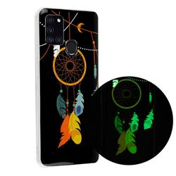 Dream Catcher Noctilucent Soft TPU Back Cover for Samsung Galaxy A21s