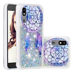 Fantasy Wind Chimes Dynamic Liquid Glitter Quicksand Soft TPU Case for Samsung Galaxy A2 Core