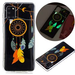 Dream Catcher Noctilucent Soft TPU Back Cover for Samsung Galaxy A31