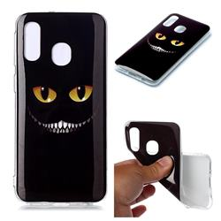 Hiccup Dragon Soft TPU Cell Phone Back Cover for Samsung Galaxy A40