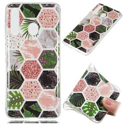 Rainforest Soft TPU Marble Pattern Phone Case for Samsung Galaxy A60