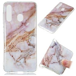 Classic Powder Soft TPU Marble Pattern Phone Case for Samsung Galaxy A60