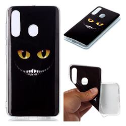 Hiccup Dragon Soft TPU Cell Phone Back Cover for Samsung Galaxy A60