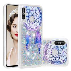 Fantasy Wind Chimes Dynamic Liquid Glitter Quicksand Soft TPU Case for Samsung Galaxy M40