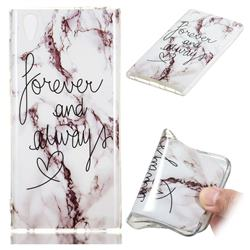 Forever Soft TPU Marble Pattern Phone Case for Sony Xperia L1 / Sony E6