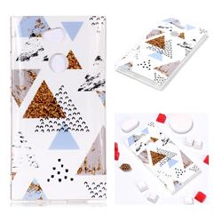 Hill Soft TPU Marble Pattern Phone Case for Sony Xperia L2