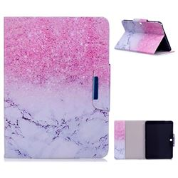Sand Marble Folio Flip Stand Leather Wallet Case for Samsung Galaxy Tab 4 10.1 T530 T531 T533 T535