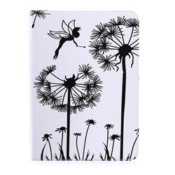 Dandelion Angel Folio Stand Leather Wallet Case for Samsung Galaxy Tab S2 9.7 T810 T815 T819