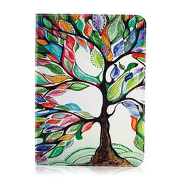 The Tree of Life Folio Stand Leather Wallet Case for Samsung Galaxy Tab S2 9.7 T810 T815 T819