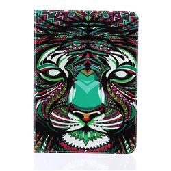 Tiger Folio Stand Leather Wallet Case for Samsung Galaxy Tab S2 9.7 T810 T815 T819