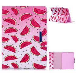 Watermelon Folio Flip Stand Leather Wallet Case for Samsung Galaxy Tab S2 9.7 T810 T815 T819