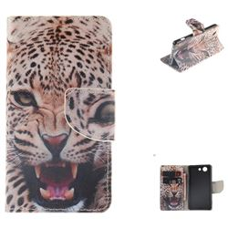 Puma PU Leather Wallet Case for Sony Xperia Z3 Compact Mini