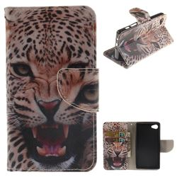 Puma PU Leather Wallet Case for Sony Xperia Z5 Compact / Z5 Mini