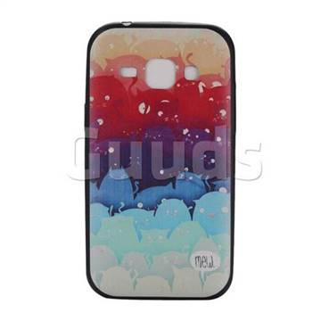 Samsung J Case Big Cats