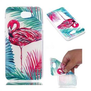... Flamingo Forest Soft TPU Back Cover for Huawei Y5II Y5 2 Honor5 Honor Play 5