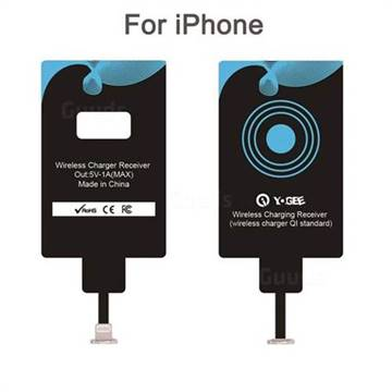 YOGEE Universal Wireless Charger Receiver Qi Receiver for iPhone