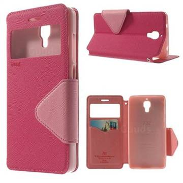 Xiaomi Redmi 4 Cases Source · Pu Leather Flip Wallet Cover Case For Xiaomi Mi Max Rose Red Intl Source Cover Case