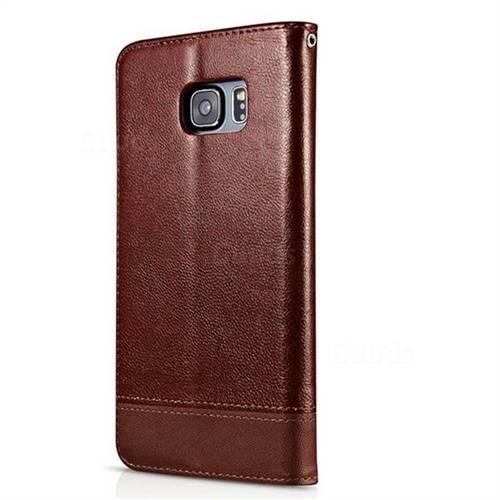 samsung s6 brown case