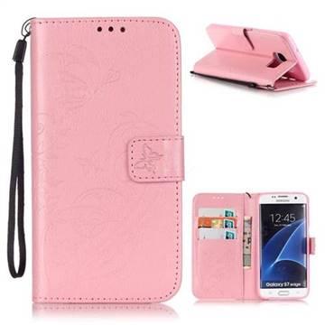 samsung galaxy s7 edge pink case