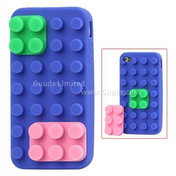 custodia iphone 4s silicone
