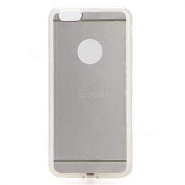 Grey QI Wireless Charging Receiver Case Back Cover for iPhone 8 Plus / 7 Plus 7P(5.5 inch)