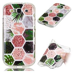 Rainforest Soft TPU Marble Pattern Phone Case for Samsung Galaxy S3