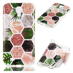 Rainforest Soft TPU Marble Pattern Phone Case for Samsung Galaxy S4