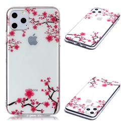 Maple Leaf Super Clear Soft TPU Back Cover for iPhone 11 Pro Max (6.5 inch)