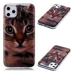 Garfield Cat Soft TPU Cell Phone Back Cover for iPhone 11 Pro Max (6.5 inch)