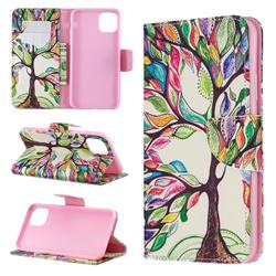 The Tree of Life Leather Wallet Case for iPhone 11 Max